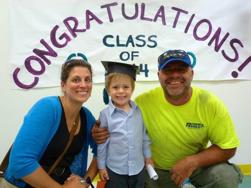 Kids and Company Graduation