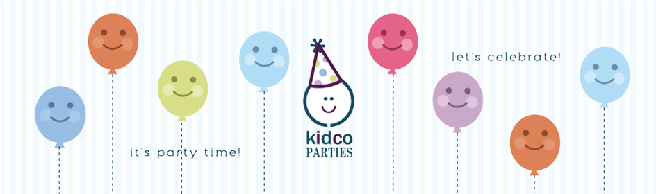 Kidco parties Logo